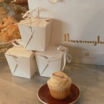 Burroughes Brand Holiday Cupcakes