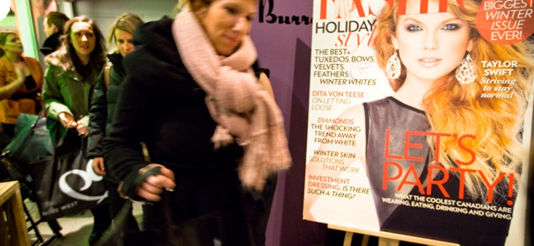 Fashion Magazine Event – Spring 2011 Trends