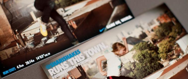 2012 Nike + Run This Town